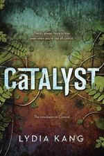 Catalyst (Control Duology), Kang, Lydia, New Condition, Book