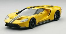 Ford Gt Yellow Los Angeles Auto Show 2015 1:43 Model TRUE SCALE MINIATURES