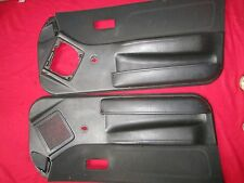 door panels  ED9 ED8 Honda CRX JDM 88-92 Ef8 / EE8 LHD   ***rare***