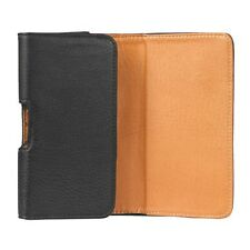 Pouch Holster with Belt Clip Leather Case Cover for LG G3 D855 for Europe