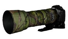 Sigma 150 500mm OS Neopreno Protectora Cubierta de Lente Woodland Camo Verde