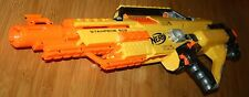 Nerf N-Strike Stampede ECS Full Auto Soft Dart Machine Gun No darts or clip Toy