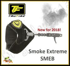 TRUFIRE Smoke Extreme Buckle Fold-Back Bow Release - Black - SMEB - New for 2018