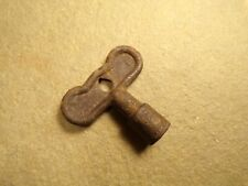 Antique Water Key Steam Heat Gas Valve Key Tool Steampunk Vintage