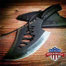 New listing Tomahawk Axes Hatchet Multifunction Camping Hand Survival Fire Axe Boning Knife
