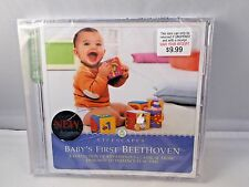 Lifescapes Baby's First Beethoven Classical Music CD NEW Target