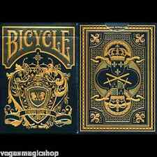 100 Hundred Years' War Gold Deck Bicycle Playing Cards Poker Size USPCC Limited