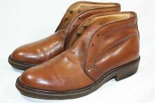 "RARE BOSTONIAN ""Crown Windsor"" Scotch Grain Derby Ankle Boot: 9D"