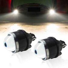 2X Universal 3.0 inch Fog Light Projector Lens H11 Bulbs Hi/Lo Beam Bi-Xenon HID