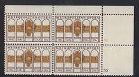 Sc # 2054 ~ Plate # Block ~ 20 cent Metropolitan Opera Issue (cj7)