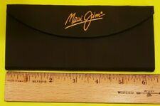 Maui Jim Foldable Collapsible Sunglass Trifold Case Magnet 6.26 in. x 3 in.
