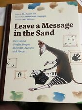 Leave a Message in the Sand: Poems about Giraffes, Bongos, and Other Creatures