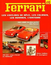 FERRARI ASA 1000 Coupé Spider 312 B2 225 Peter COLLINS REDMANN  - Fascicule 43