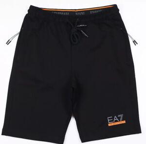 EA7 JOG SHORTS - New for 2021 - Black - SMALL- %%