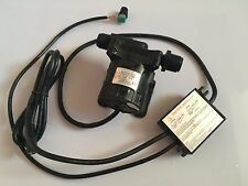 12V Heavy Duty Speed Adjustable Micro DC Pump Hot Water Circulation 11M 1320L/H