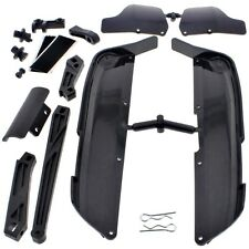 STONE SIDE/MUD GUARDS BODY POSTS FRONT BUMPER CHASSIS BRACES Mugen 1/8 MBX7R Eco