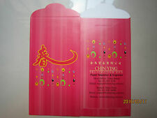 Chin Ying Year 2016  Chinese New Year Ang Pow/Red Money Packet 2pc