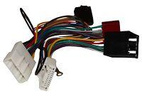 Câble faisceau autoradio PARROT KML kit mains libres pour Nissan Qashqai Sentra