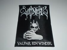 WINDIR VALFAR  EMBROIDERED PATCH