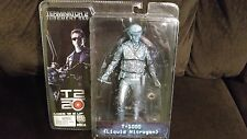 TERMINATOR T-1000 LIQUID NITROGEN ACTION FIGURE ARNOLD NECA T2 JUDGMENT DAY NECA