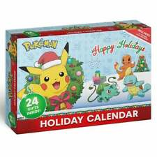 Pokemon 2020 Christmas Advent Holiday Calendar inc 16 Figures and Accessories