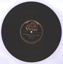 """10"""" 78 RPM RECORD - VICTOR 18171 - STERLING TRIO / HORACE WRIGHT (c. 1916)"""