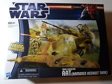 🔥2012 Star Wars Trade Federation Armored Assault Tank (AAT) NEW in SEALED BOX