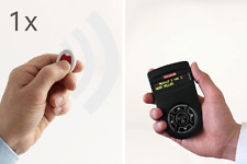 Funk-Personenruf incl Pager-Empfänger mit Display +Vibration, 1Rufknopf,Tunstall