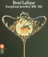 BOOK/LIVRE : René Lalique - jewellery/bijoux 1890-1912