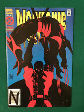 WOLVERINE #88 FIRST MEETING WITH DEADPOOL MARVEL ,COMIC DELUXE