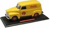 COCA COLA COKE 1948 PANEL TRUCK DIECAST METAL   NEW!!