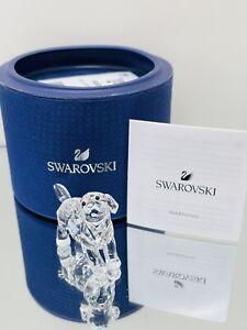 Swarovski 5400141 Stehender Labrador Welpe Neu & OVP