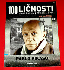 PABLO PICASSO STORY ABOUT LIFE PEOPLE WHO CHANGED THE WORLD SERBIAN MAGAZINE