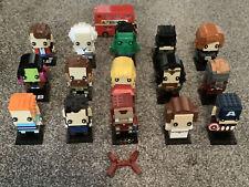 Huge Lego Brickheadz Bundle 15 Heads Series 1 And 2 Star Wars Marvel