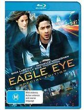 Eagle Eye (Blu-ray, 2008) Brand new