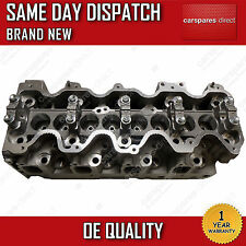 TOYOTA AVENSIS 2.0TD BARE CYLINDER HEAD 1997>2003 *BRAND NEW*