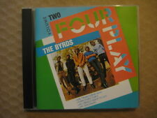THE BYRDS Four Play RARE AUSSIE ONLY 4 TRACK CD EP 1988 - 651075 2 - NEAR MINT