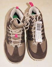 Paire de chaussures marron de randonnée neuves taille 37 Hi-Tec Apollo Vibram