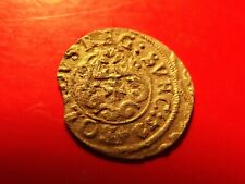 RARE AG Sweden 1633 Livonia Gustav II ADOLF SVHC solidus silver Medieval coin
