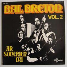 AR SONERIEN DU - Bal Breton vol.2 - LP - Arfolk - SB 323 - 1974 - Folk - France