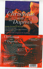 DUPREES - CHRISTMAS WITH THE DUPREES (CD 2006)  COLLECTABLES MOD