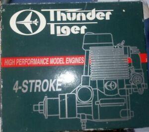 Thunder Tiger F 91-S Viertakter Neu