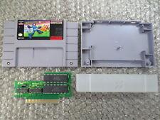 Mega Man Soccer Super Nintendo SNES authentic genuine oem