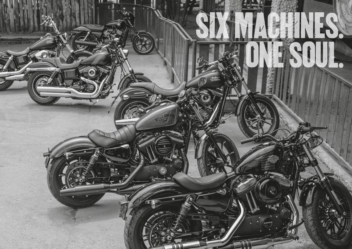 Sykes-Harley-Davidson