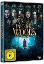 Disney Into the Woods! Dvd!Neu!