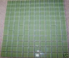 Crystal Glass Tiles Mosaic Kitchen Bathroom Wall