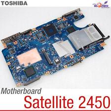 MOTHERBOARD TOSHIBA SATELLITE 2450 FSN1M1 A5A000517 P000369080 MAINBOARD NEW 096