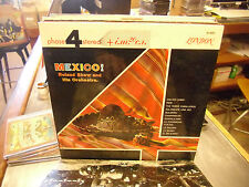Roland Shaw MEXICO vinyl LP EX 1963 LONDON Phase 4 Stereo