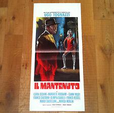 IL MANTENUTO locandina poster affiche Ugo Tognazzi Gambe 1961 AI96
