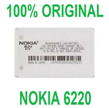 Original Battery For Nokia 6220 6610 6610i BLD-3 Replacement Parts With Tools